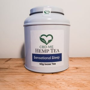 Hemp and Sensational Sleep Tea - CBD ME
