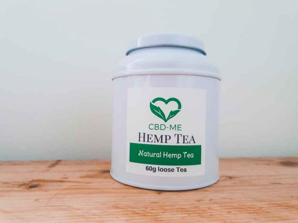 Natural Hemp Tea - 100% Hemp goodness