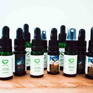 CBD Oils, Drops & Sprays