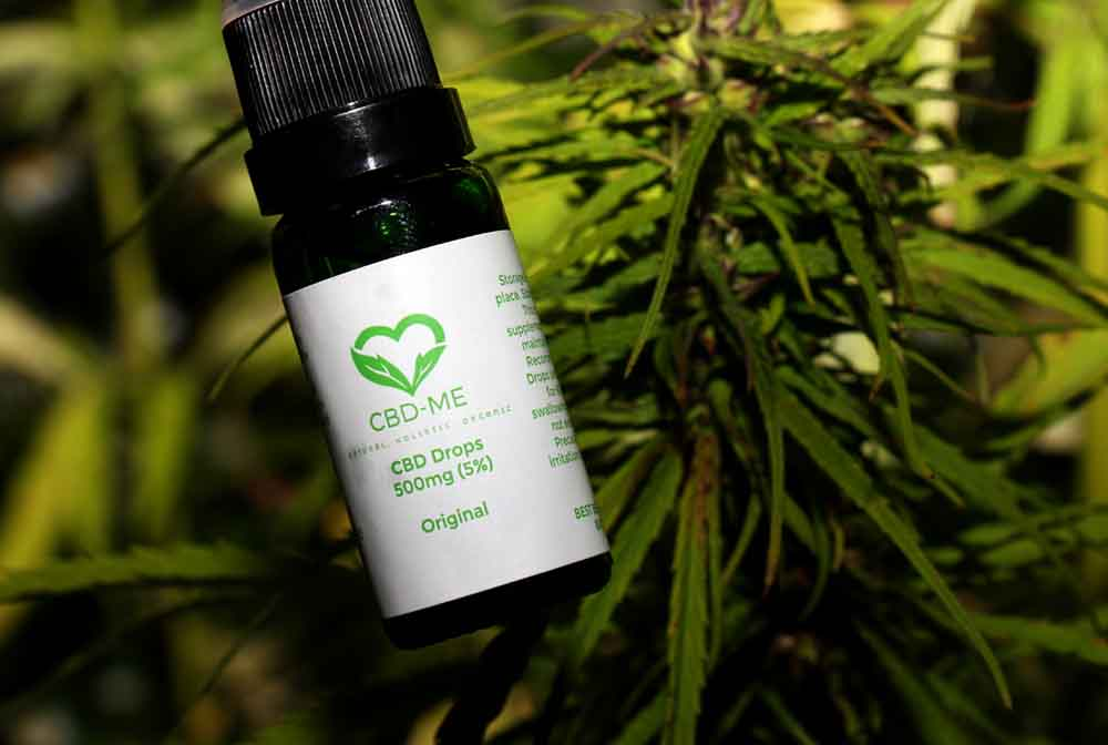 cbd oil bottle 10ml 1000mg