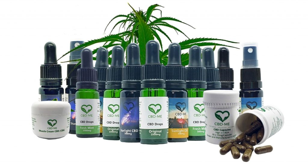 Shop CBD online UK CBD supplier premium products
